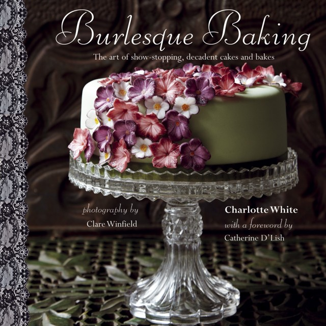 burlesque baking cookbook